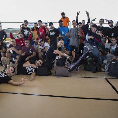 Participantes XII Breaking MASDANZA